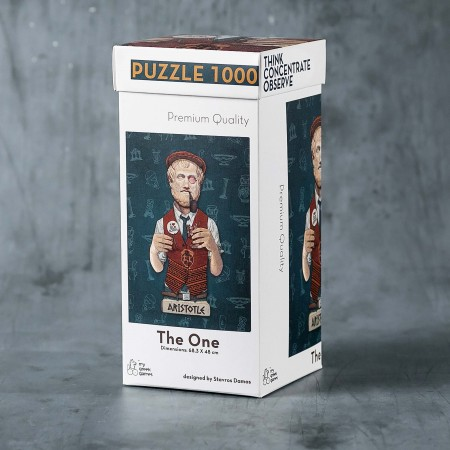 The One Puzzle 1000