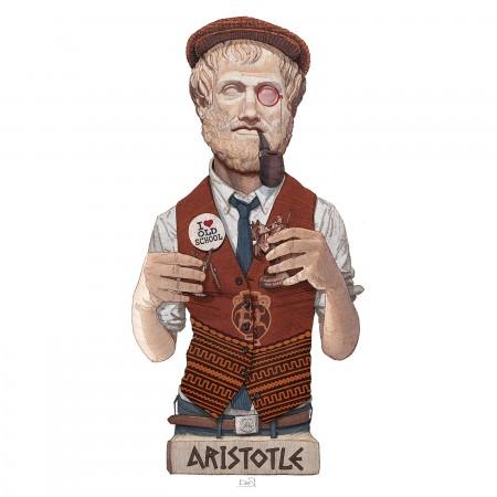 Αριστοτέλης | T-shirt