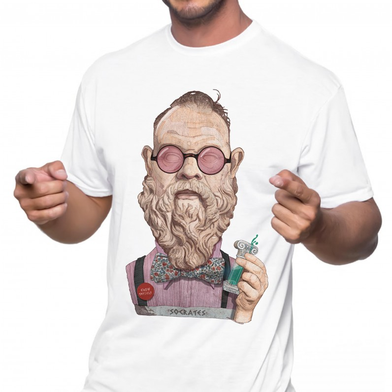 Σωκράτης   T-shirt