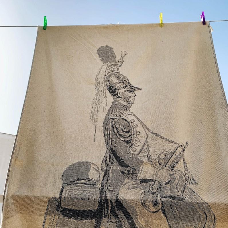 """""""General"""" towel"""