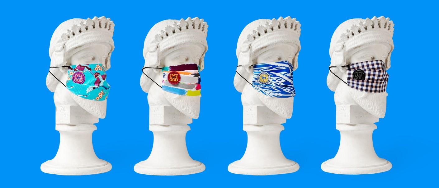 Μάσκες - Face masks   OHMYGOD