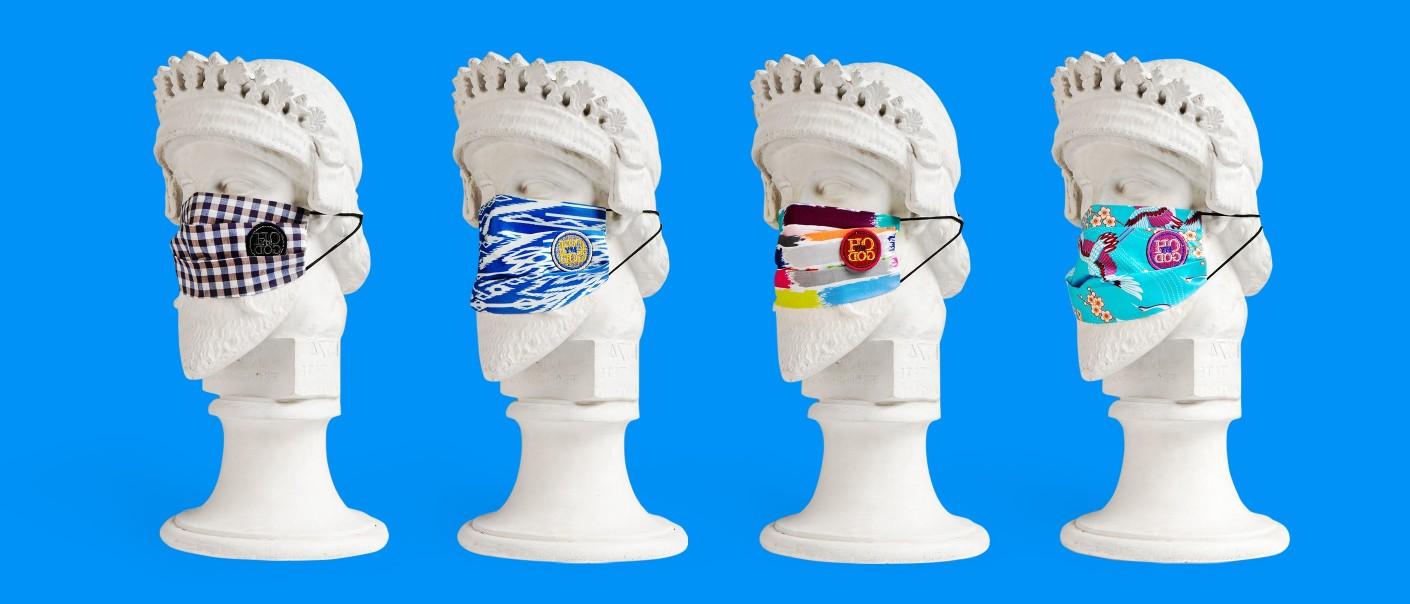 Μάσκες - Face masks | OHMYGOD