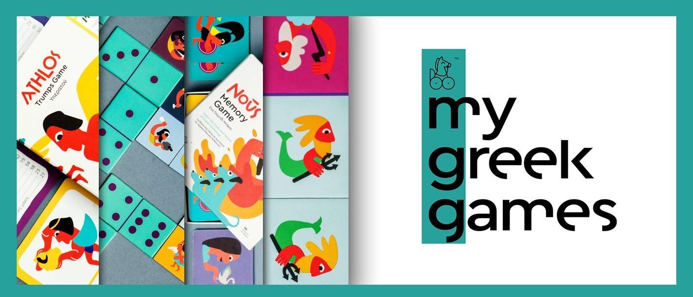 Επιτραπέζια Παιχνίδια - Board Games | MyGreekGames | OHMYGOD
